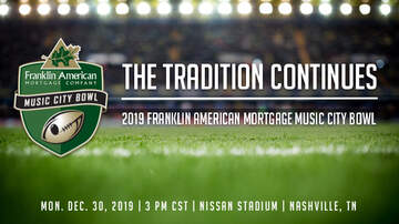 None - The 2019 Franklin American Mortgage Music City Bowl