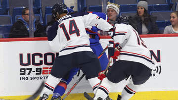 image for UConn Hockey earns a 3-3 Draw with #12 UMass-Lowell