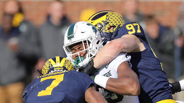 Jed Whitaker - Michigan Dominates Michigan State In Route To Victory