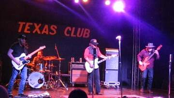 Austin James - SteelWoods show at Texas Club 11.15.19