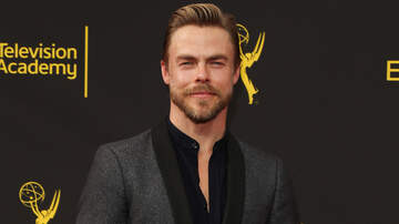 Entertainment News - Derek Hough Undergoes Emergency Surgery