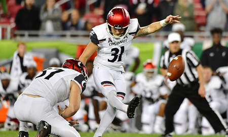 Lance McAlister - Bearcats find a way......again
