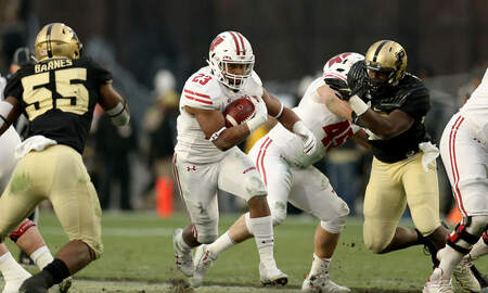 Wisconsin Badgers - Wisconsin to kick off at 3 p.m. vs. Purdue on Saturday