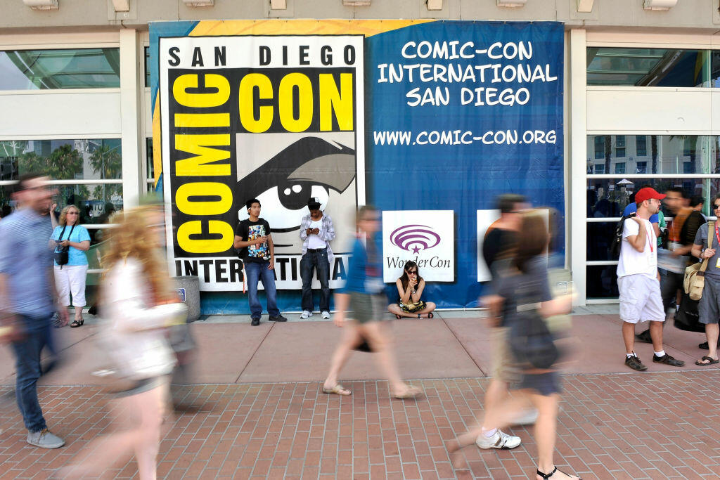 San Diego Comic Con 2020 Events.Comiccon 2020 Badges Sell Out Quickly Kfi Am 640