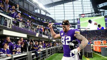 Vikings Blog - HIGHLIGHTS: The Vikings STORM Back to Defeat Denver 27-23 | KFAN 100.3 FM