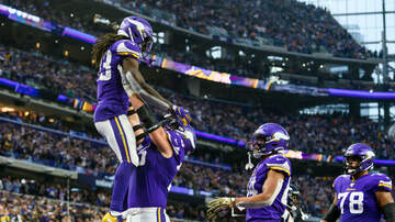 Vikings Blog - Vikes overcome 20-0 deficit, beat Broncos 27-23 | KFAN 100.3 FM
