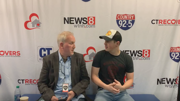 CT Recovers - Check Out Pre Show Interviews w/ Matt Stell & Travis Denning! #CTRecovers