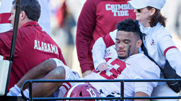 FOX Sports Radio - Tua Tagovailoa Has No Reason to Return to Alabama