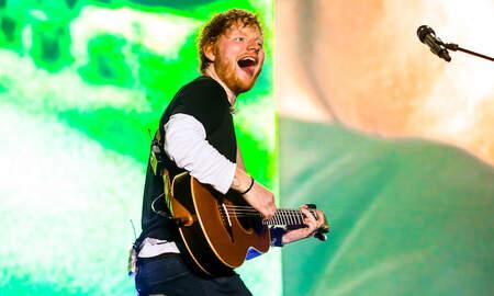 Entertainment News - Ed Sheeran Performs At Gordon Ramsay's Daughter's 18th Birthday Party