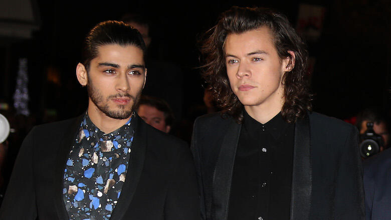 Harry Styles Threw Some Major Shade At Zayn On 'Saturday Night Live'