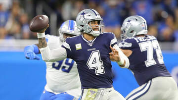Sports Desk - Cowboys Tame Lions