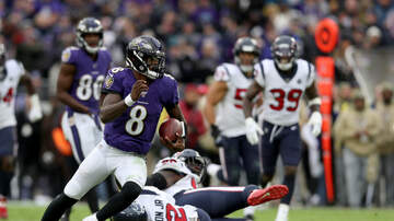 Sports Desk - Ravens Rout Texans