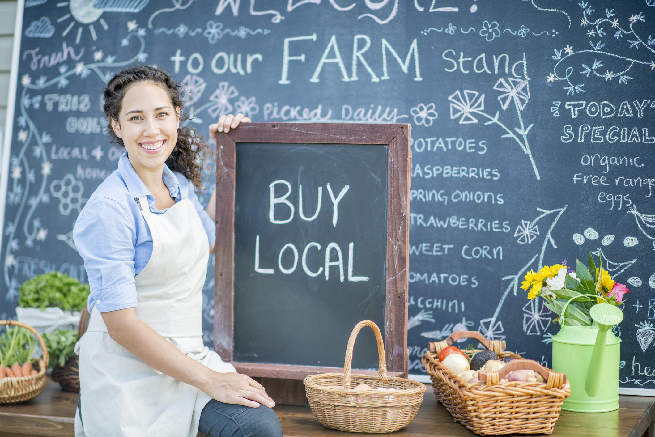 Charlston's Buy Local Month | All Things Charleston - On Air With Ryan Seacrest