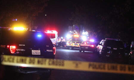 National News - 10 Shot During Football Party in Fresno, California