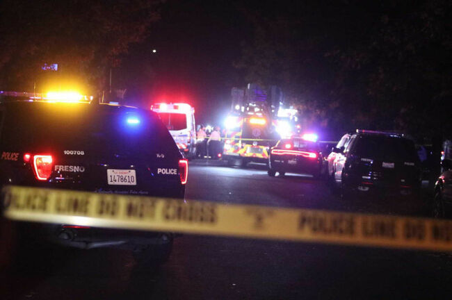 At least 9 wounded in 'mass casualty shooting' in southeast Fresno, police say