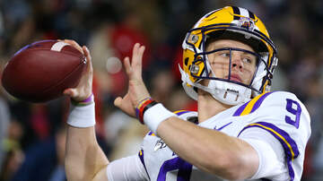 Louisiana Sports - AP Player Of The Year: LSU QB Joe Burrow