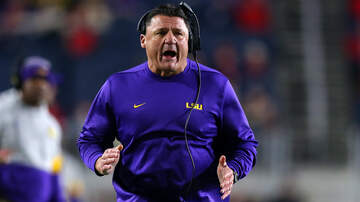 Louisiana Sports - Tigers Still Top Coaches Poll