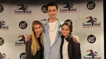 image for PHOTOS: Greyson Chance in the KDWB Skyroom