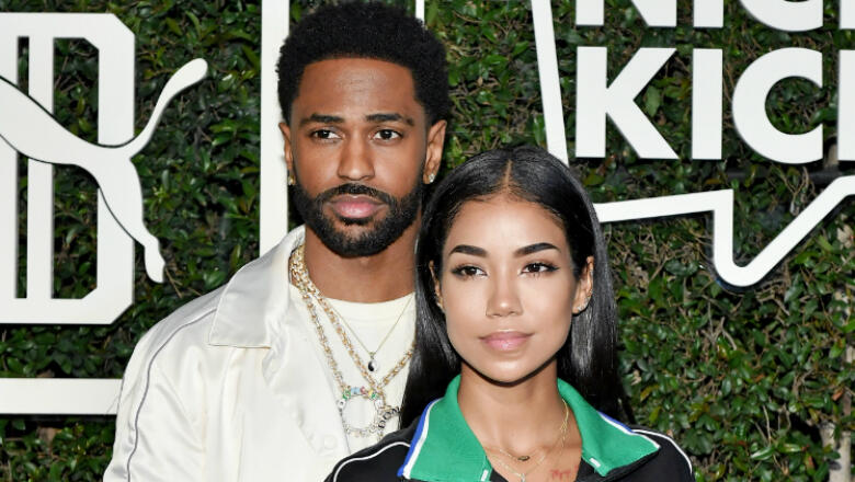 Big Sean Spotted Getting Cozy With Ex Jhene Aiko — See The PDA-Filled Pics