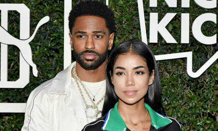 Trending - Big Sean Spotted Getting Cozy With Ex Jhene Aiko — See The PDA-Filled Pics