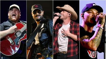 #iHeartPhoenix - Luke Combs, Eric Church, Kane Brown, Dustin Lynch Headline Country Thunder