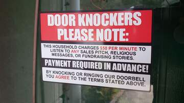 Hitman - Home Owner has the perfect Sign for Solicitors