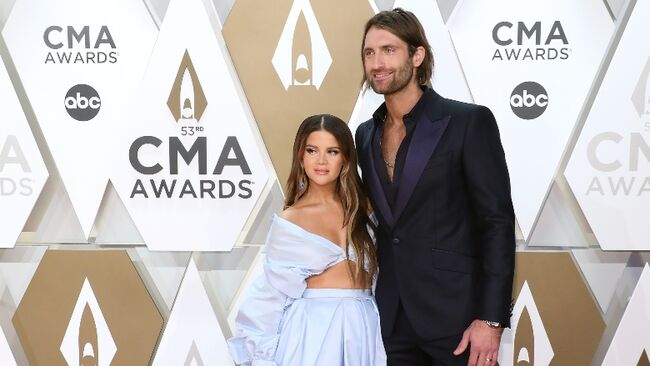 Ryan Hurd Says Maren Morris Will Be A Great Mother To Their Baby Boy