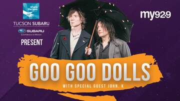 None - Tucson Subaru & Subaru Share The Love present Goo Goo Dolls with My92.9