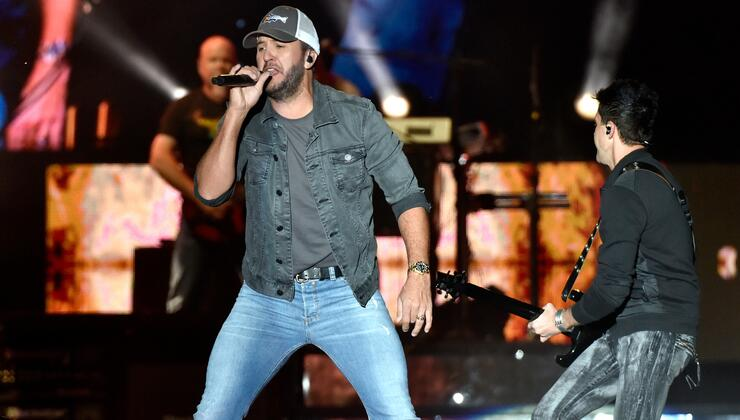 Luke Bryan, Keith Urban Among Forbes' Highest-Paid Country Singers Of 2019