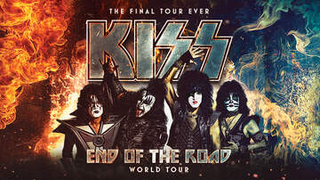 None - KISS End of the Road World Tour 2020