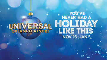 Contest Rules - Kiss 95.1 wants you to enjoy the Holidays at Universal Orlando Resort