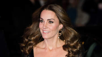 Entertainment News - Kate Middleton Stuns In Sheer Lace Gown At Royal Variety Performance