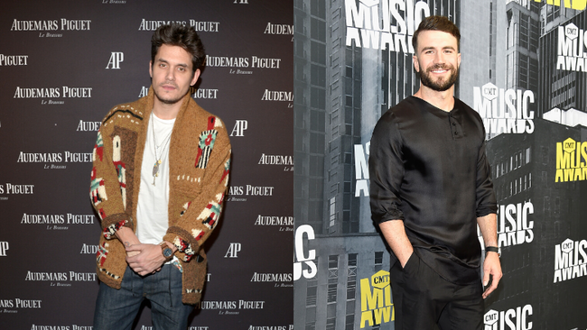 Sam Hunt Says John Mayer's 'Edge Of Desire' May Have Saved His Relationship