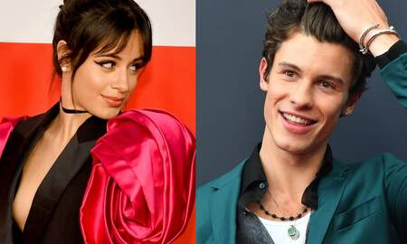 Entertainment News - Camila Cabello Explains Why Shawn Mendes Romance Started Off 'Weird'