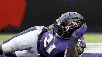 Joel Riley - Ravens destroy Rams