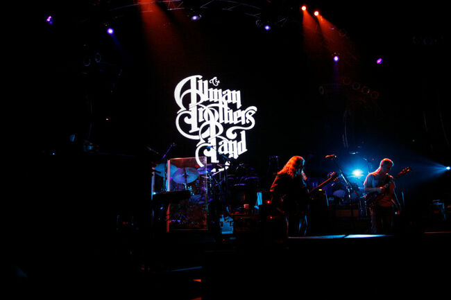 The Allman Brothers Band Performs At The Beacon Theatre In New York