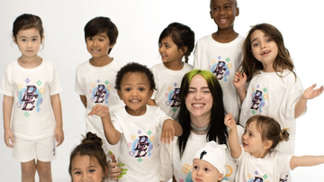 Entertainment News - Billie Eilish Launches Kids Clothing Line