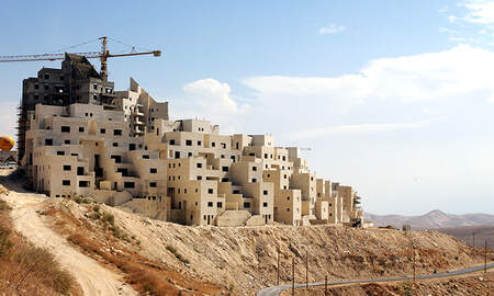 Politics - U.S. Says Israeli Settlements In West Bank Do Not Violate International Law