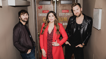 iHeartRadio Live - Lady Antebellum Calls 'Ocean' Their Most Personal And Honest Record Ever