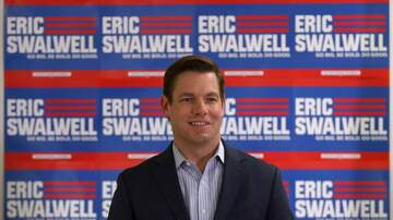 None - WATCH (LISTEN): Failed Dem 2020 Candidate Rep Swalwell lets it rip