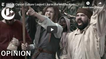 KC O'Dea Show - Video From New York Times Lampooning Cancel Culture... Is... Actually GOOD?