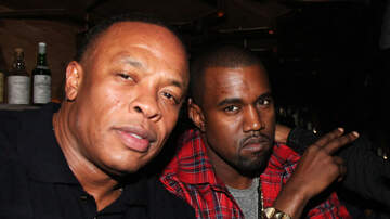 DJ 4eign - Dr. Dre and Kanye West Announce Joint Album