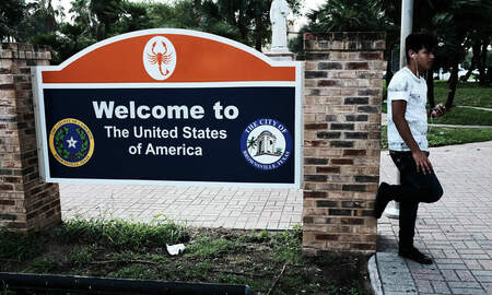 Local News - Influx of Chinese Immigrants Now Being Seen on Texas Border