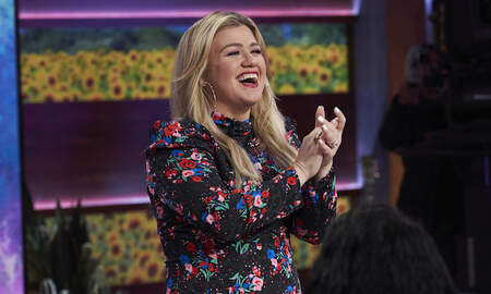 Entertainment News - 'The Kelly Clarkson Show' Renewed For Season 2