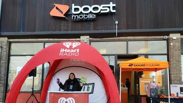 Photos - Ashley and KC101 at Boost Mobile in Hamden on 11/15/19