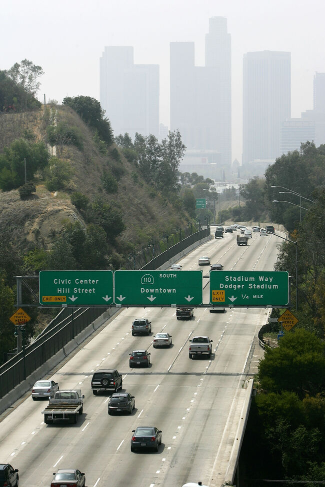 EPA Gives California Green Light To Set Tighter Emissions Standards