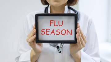 image for Flu cases on the rise in MS.