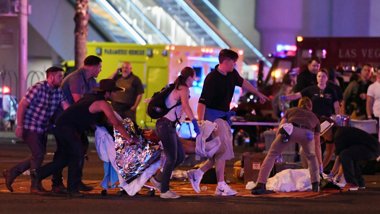 Las Vegas Shooting Victim Kim Gervais Has Died
