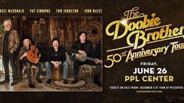 image for Doobie Brothers Coming to Allentown!