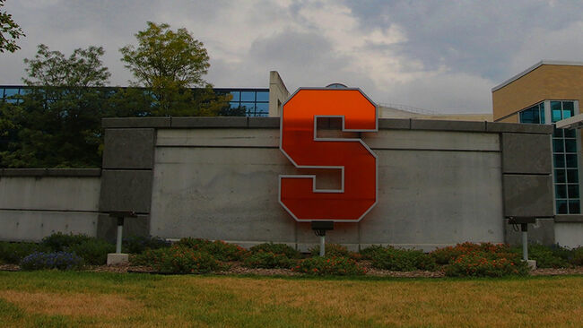 NCAA FOOTBALL: SEP 12 Wake Forest at Syracuse